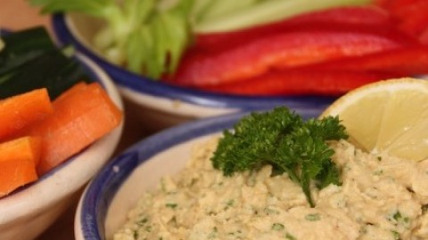 Hummus, so simple so versatile!