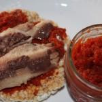 gallery image-sundried tomatoe snack