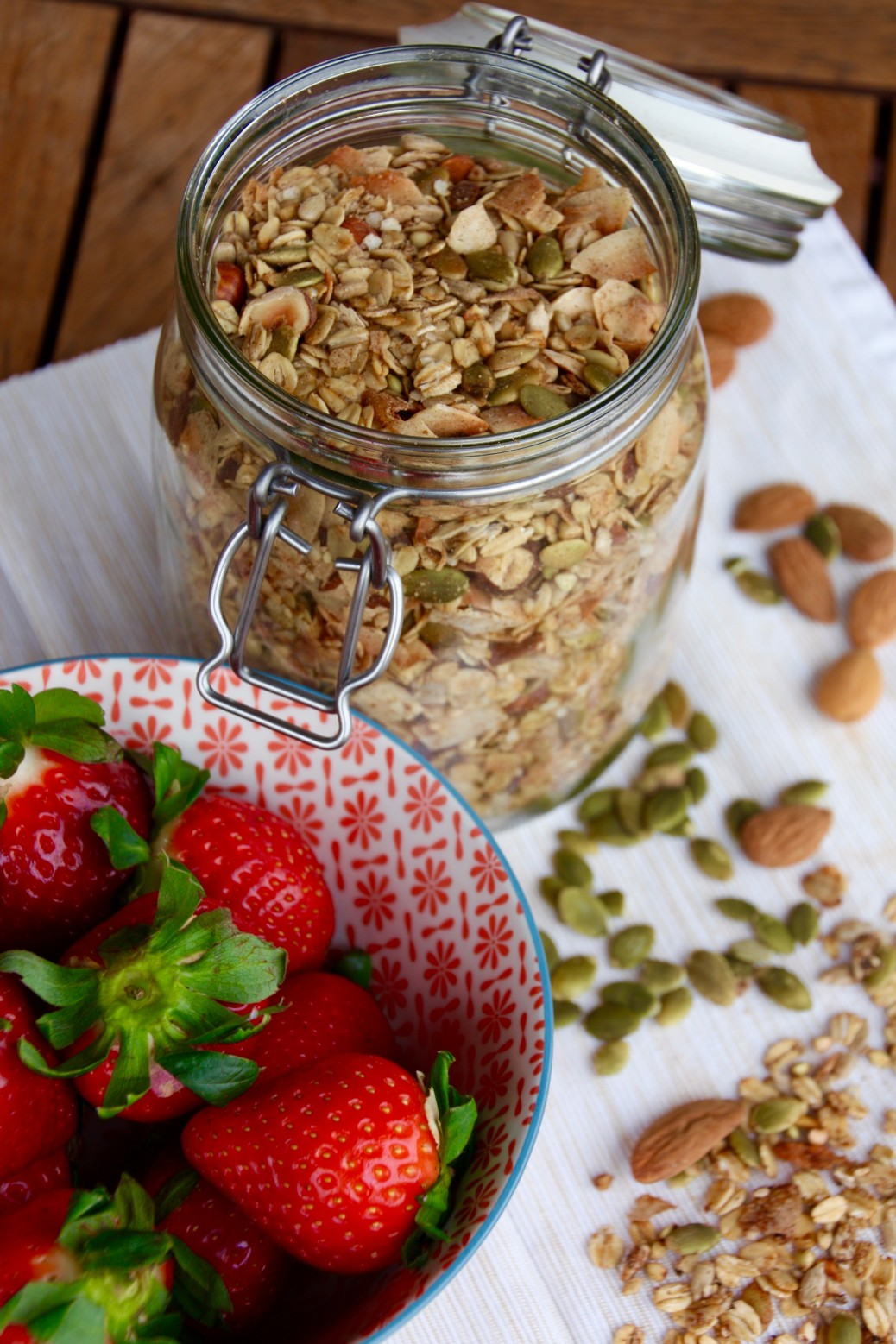 my best homemade granola