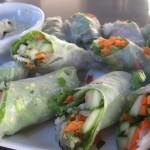 gallery image-veggie spring rolls