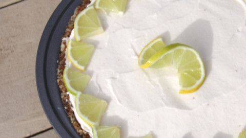 Key Lime Pie (Raw!!)
