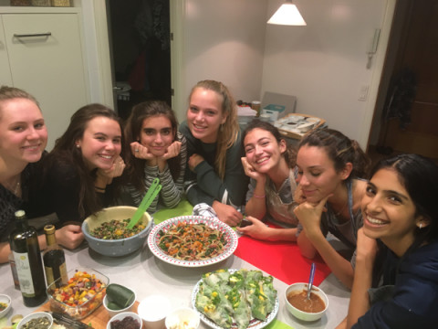 Vegan/Vegetarian Hands on Cooking Class for Teens