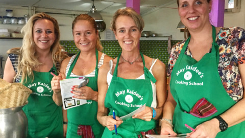 Vegan/Vegetarian Thai Cooking Class in Bangkok